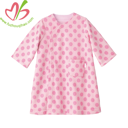 Double Layer Baby Pajamas Nightgowns