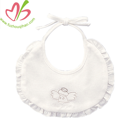 Double Layers Baby Bibs
