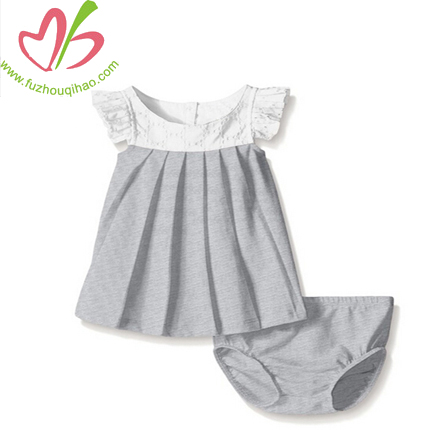 baby cute sets with lace