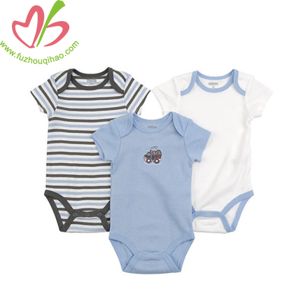 three pieces baby boy sets, baby boy onesies