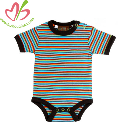 stripes baby romper, baby onesie, baby clothes