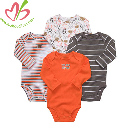stripes baby rompers, summer baby onesies