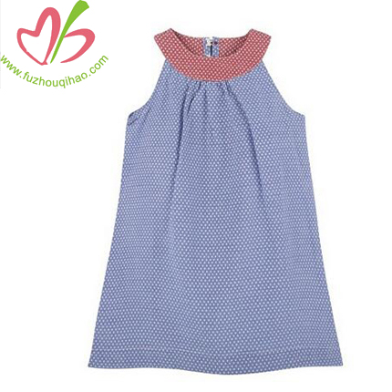 Polka Dots Girl Dress