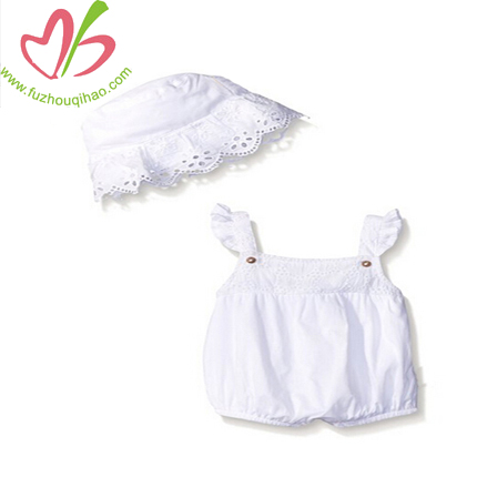 baby summer sets, baby bubble and cap
