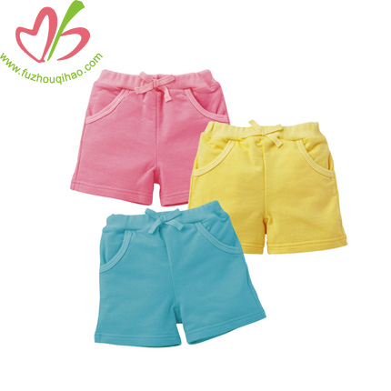 cotton girl's short