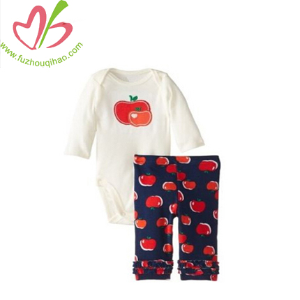 cute and comfortable baby cotton sets