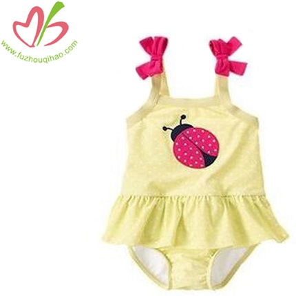 Cute Baby Girl Onesies Jumpsuit