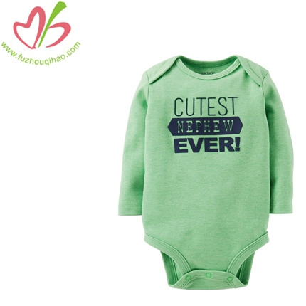 High quality and comfortable baby romper