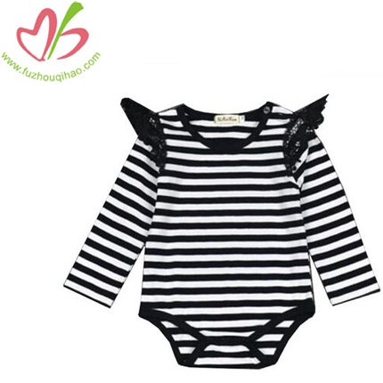 Wholesale Baby Long Sleeve Romper Baby Onesies