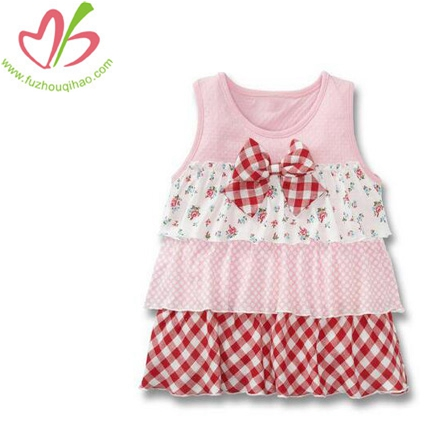 Buy Baby Girl Summer Dress Children Ruffle