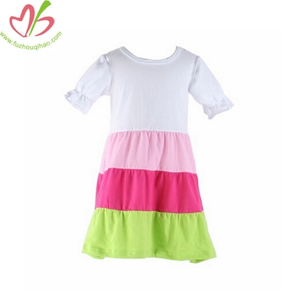 100% Cotton Blank Cheap Wholesale Kids Clothing