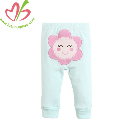 Animal Applique Legging for Babies