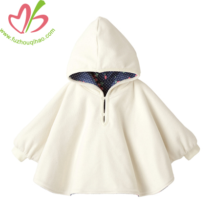 Animal Style Coat Baby Fleece Cape Infant Hoodie