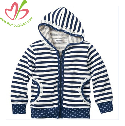 Toddler Kids Baby Hooded Coat