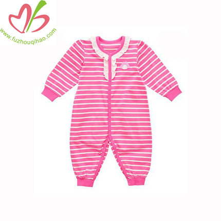 OEM Quality Cotton Romper Baby Bodysuit Baby Onesie Long Sleeve Bodysuit Infant Baby Bodysuit