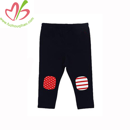 Latest design fashion girl light color icing baby leggings for winter