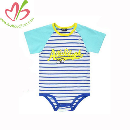 Baby Boy Girl Clothes Short Sleeve Cartoon Summer Baby Romper Newborn Next Jumpsuits & Rompers