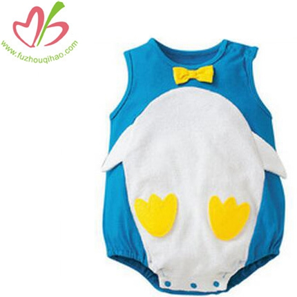 Cute Baby Cartoon Onesies Jumpsuit