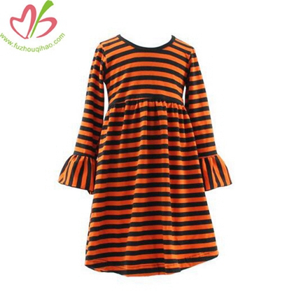 Maxi Stripe Dress for Teens