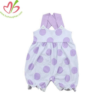 Hot Sales Custom Infant Baby Clothing Rompers