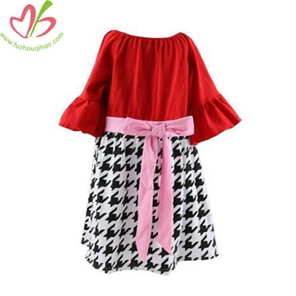 Spring Valentine's Day Kids Girl Clothes