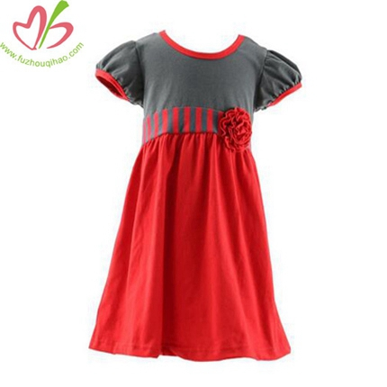 Flower Girl's Birthday Party Dress