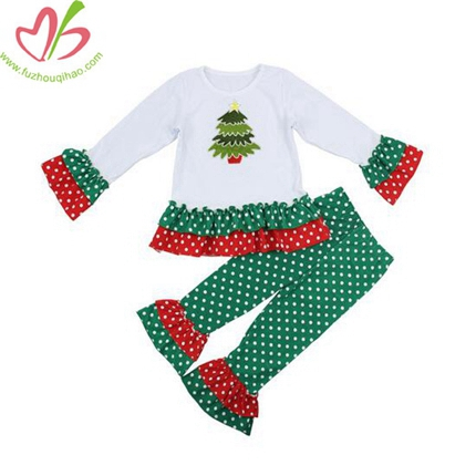 Christmas Styles Girl's Clothes Suits