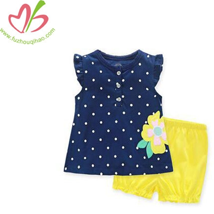 Baby Girls Children Boutique Clothing Sets