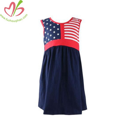 USA Tank Top Dress