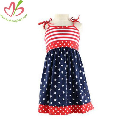 Strap One Piece Clothes for Girls' Summer Wear