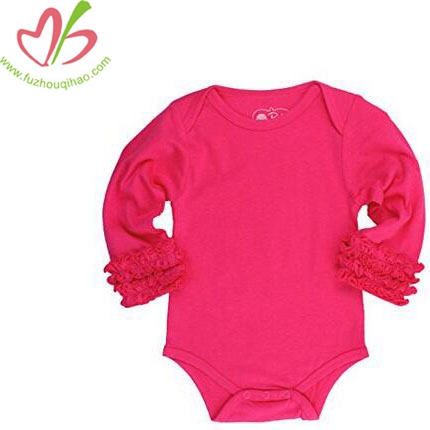 Girls Long Sleeve One Piece Under Bodysuit