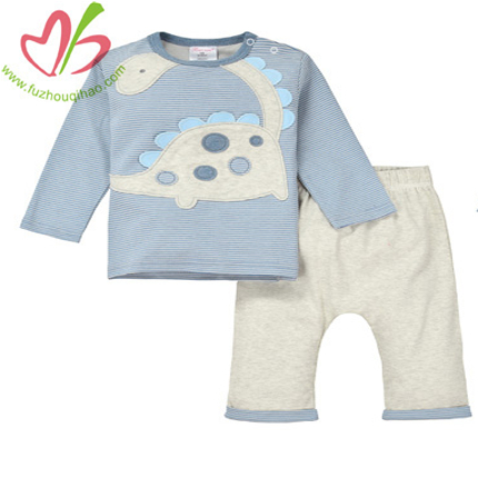 Fall Baby Boy's Clothing Set