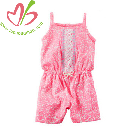 Baby Cute Tie Jumpsuits