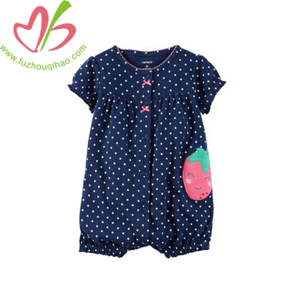 Baby Cute Polka Dots Bubble