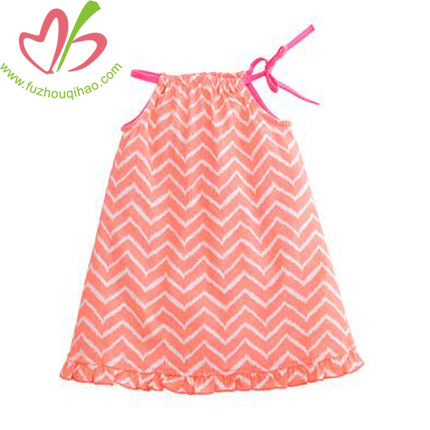 Beautiful Girl's Pillowcase Dresses