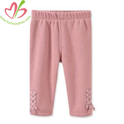 Infant Pink Color Legging
