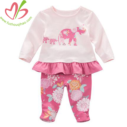 Cute Baby Pink Sets