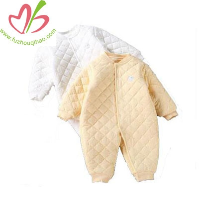 Grade A Children's Clothing Baby Romper Warm Clothing Wholesale