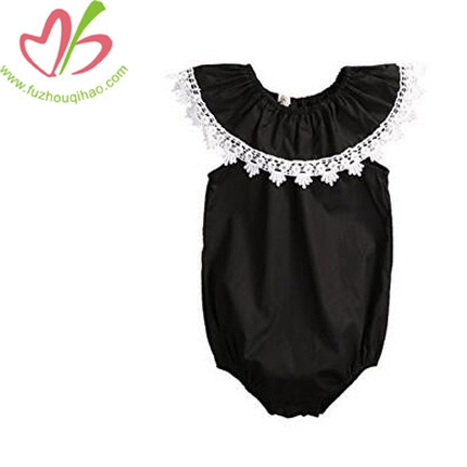 Baby Girls Lovely Sleeveless Romper