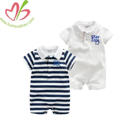 Baby Romper Summer Thin Type Of Baby Boy Romper