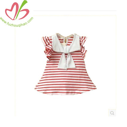 Young Children Baby Girl Vest Dress