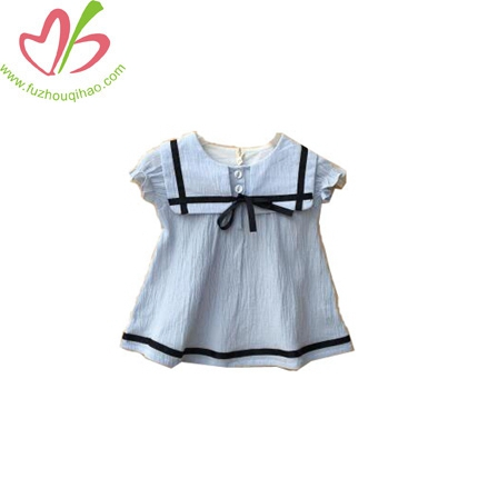 Baby Girls Skirts Short Sleeve Blouse