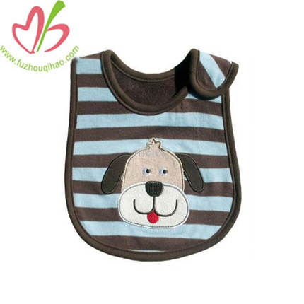 3-Layer Waterproof Baby Bibs