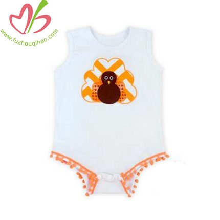 Printed Baby Jumpsuit Bottom Bloomers Baby Romper