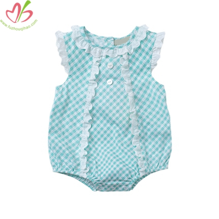 Printed Baby One Pc Romper