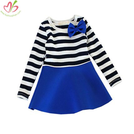 Chic Children Stripe Dress