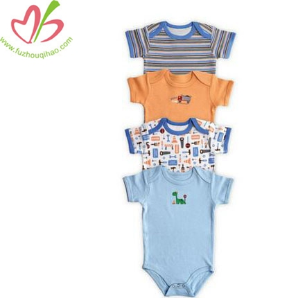 New Born Cotton Baby Onesies Clothes