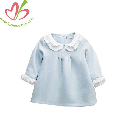 Children Long-Sleeved Dress