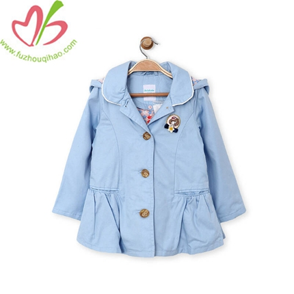 Child Baby Girls Coat Jacket