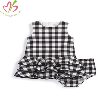 Baby Girl's Icing Top with Bloomers